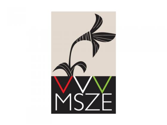 MSZE logó logo