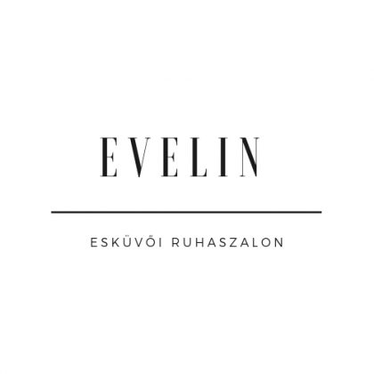 evelin-eskuvoi-ruhaszalon logo