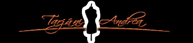 tarjani-andrea-ruhatervezo-keszito logo