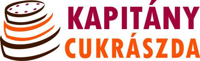 kapitany-cukraszda logo