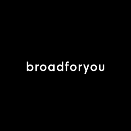 broadforyou logo
