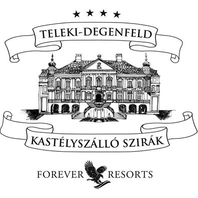 teleki-degenfeld-kastelyszallo-szirak logo