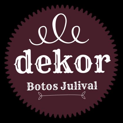 dekor-botos-julival logo