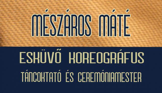 meszaros-mate-eskuvoi-tanctanar-es-koreografus logo