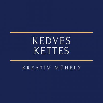 kedves-kettes-kreativ-muhely logo