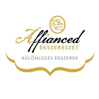 affianced-ekszereszet logo
