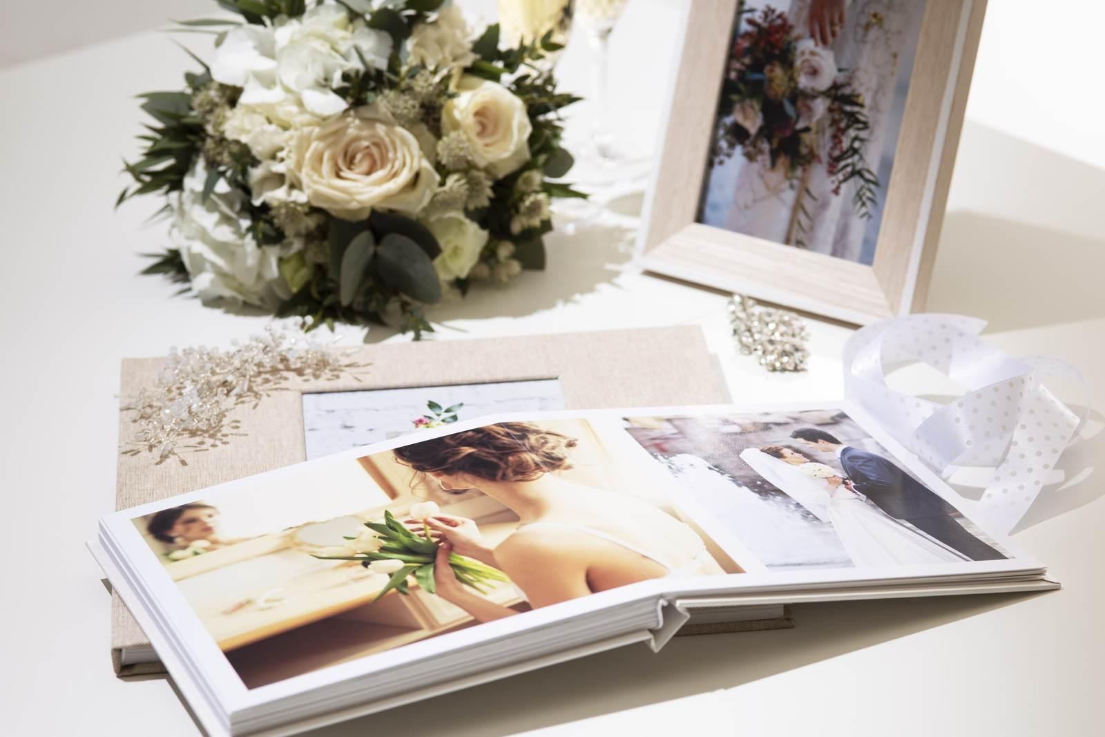 Fotológus fotókönyv - az esküvői emlékek galériája, kiemelt kép