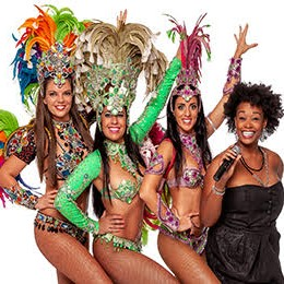 Caribbean Carneval Show with Louanda