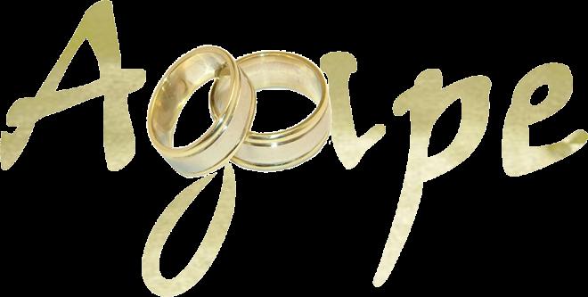 agape-eskuvoi-ruhaszalon logo