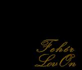 feherlovon logo