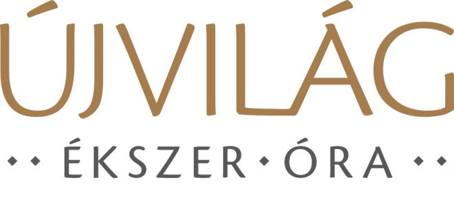 ujvilag-ekszer-ora logo