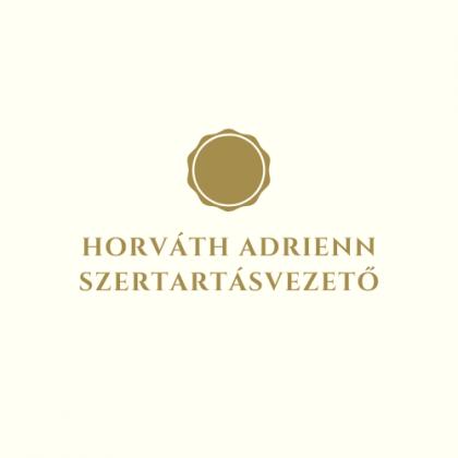 horvath-adrienn-szertartasvezeto logo