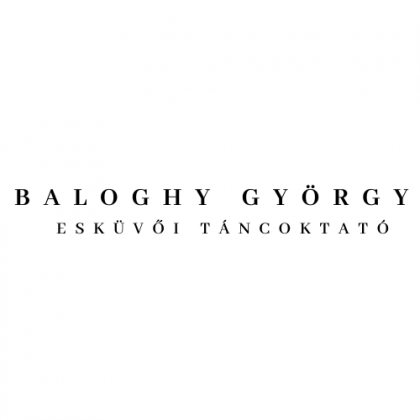 baloghy-gyorgy-eskuvoi-tancoktato logo