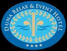 duna-relax-event-hotel logo